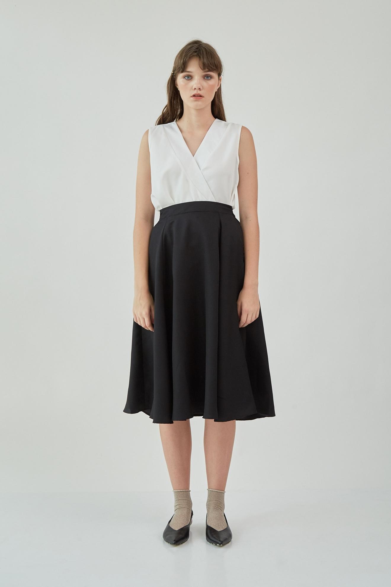 Picture of Zayn Skirt Black