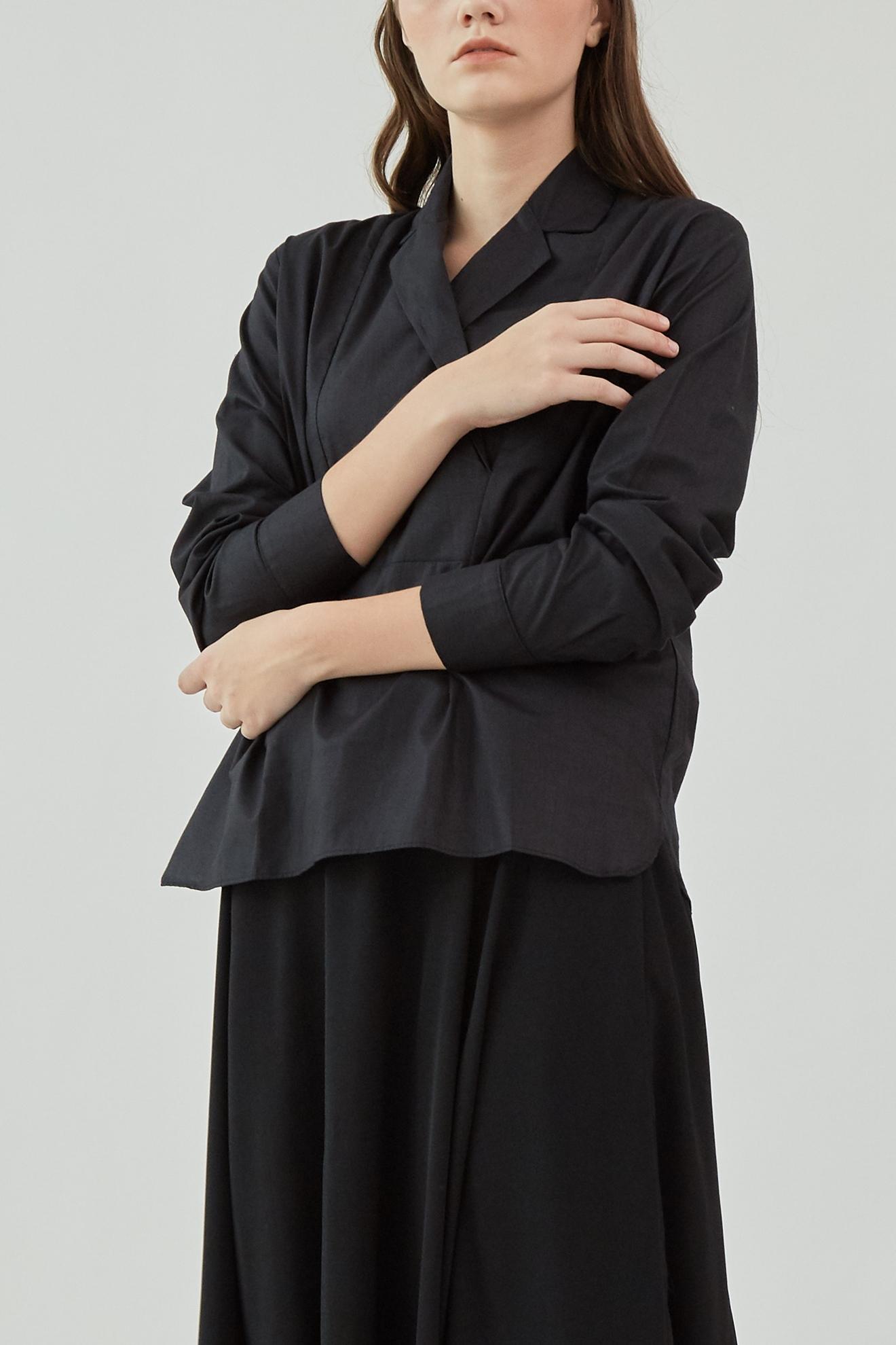 Picture of Valeska Blouse Black