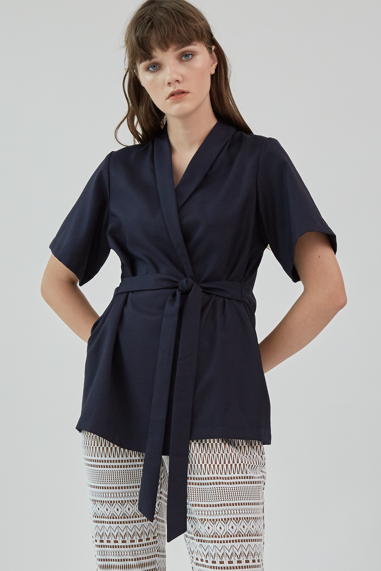 Picture of Dayana Blouse Navy