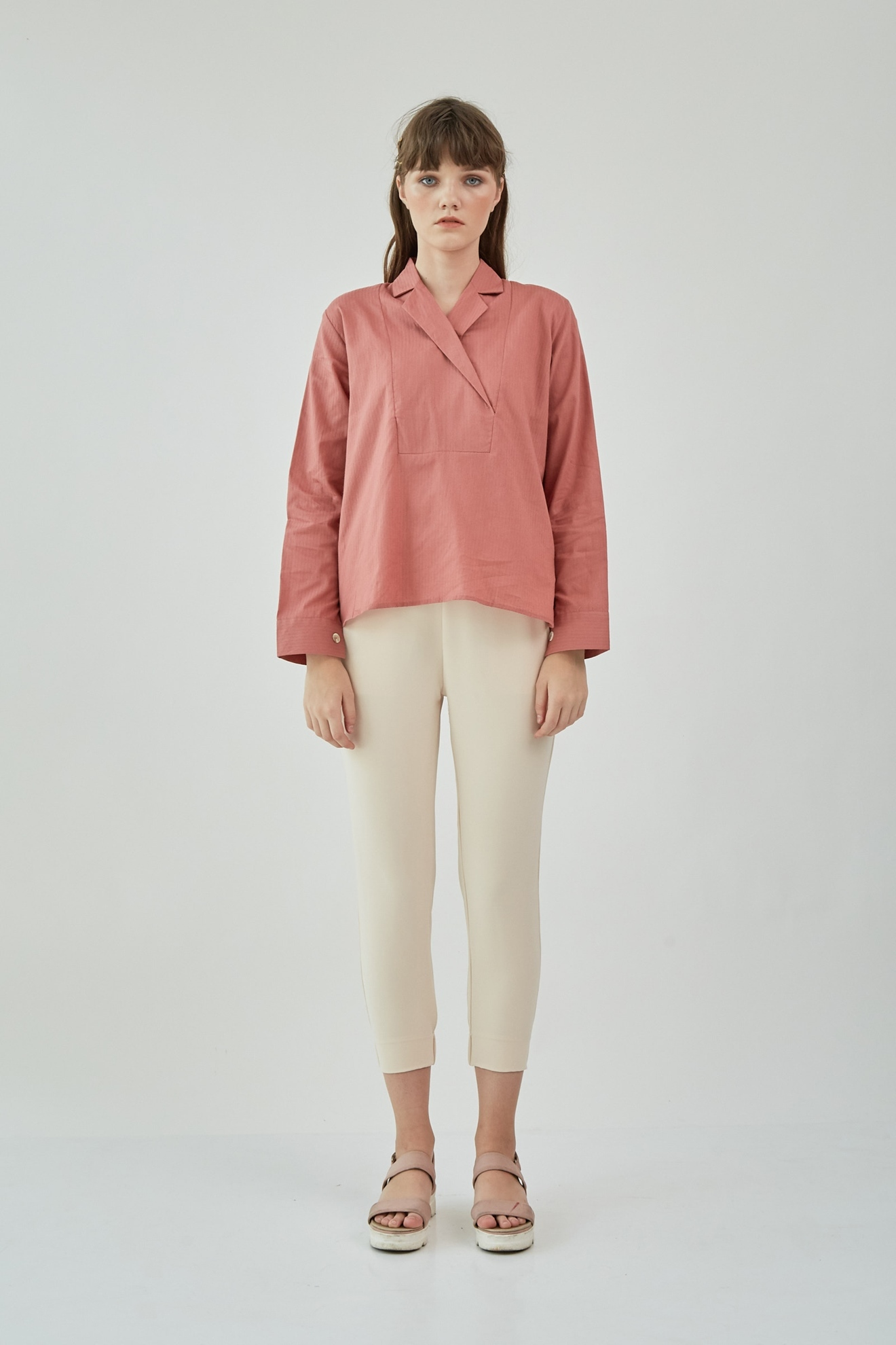 Picture of Valeska Blouse MauvePink