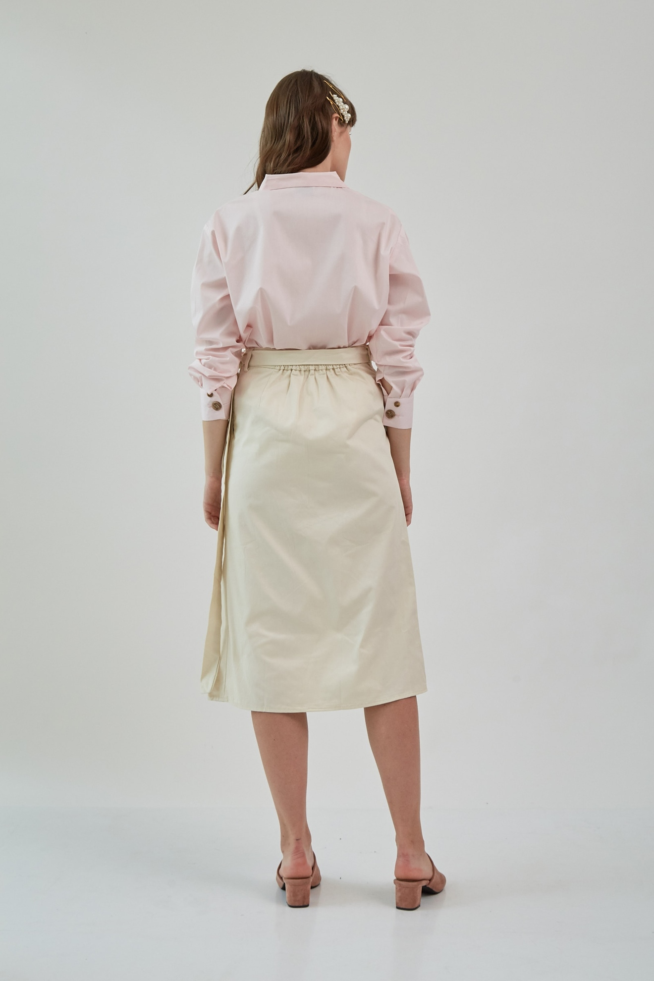 Picture of Leia Skirt BrokenWhite