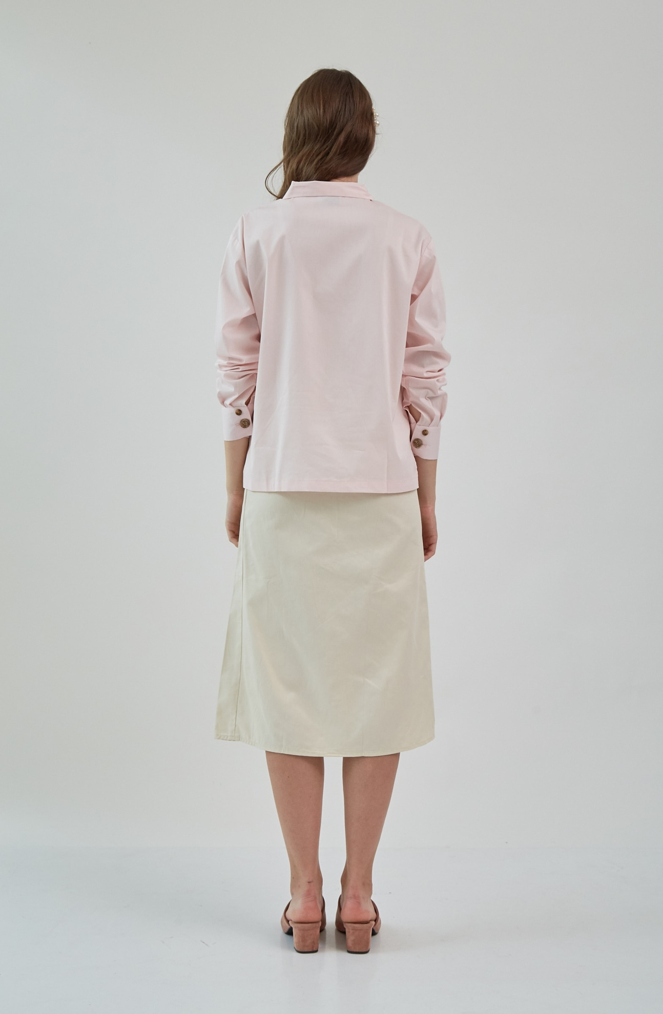 Picture of Tawney Shirt CrystalPink