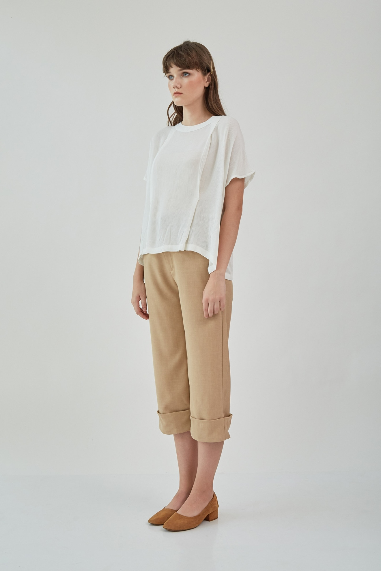 Picture of Monty Blouse Ivory